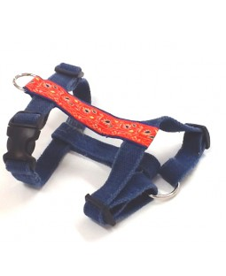 Earthdog Wildflower (Demeter) Harness