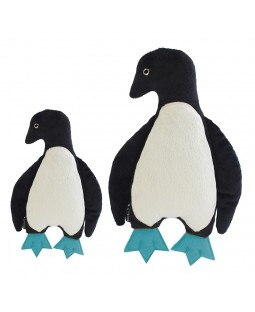 Plush Penguin Dog Toy