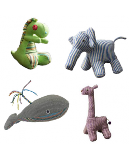 Himalayan Loom Dog Toy Collection - 4 Styles