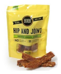 Bixbi Hip + Joint Chicken Breast Jerky
