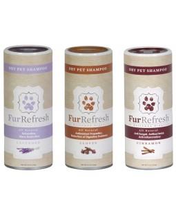 Holcombe Organics FurRefresh Dry Dog Shampoo