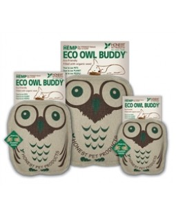 Honest Pet Products Hemp Eco Owl Buddy