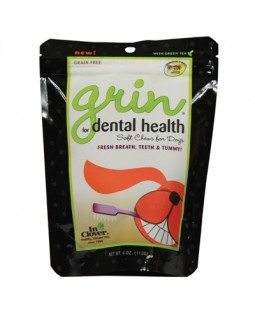 In Clover Grin! for Dental Health