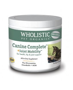 Wholistic Pet Organics Canine Complete +Joint Mobility