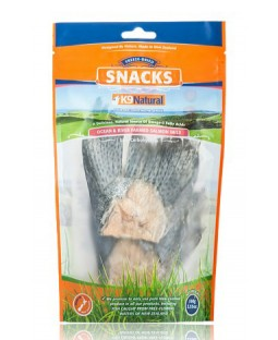 K9 Natural Freeze Dried Salmon Tails Dog Snack