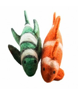 Tropical Fish Dog Toys