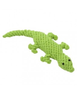 Lenny the Lizard Rope Toy