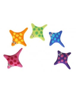 Wool Felt Stingray Toy - assorted colors available