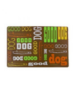 George Stick/Good Dog Feeding Mat
