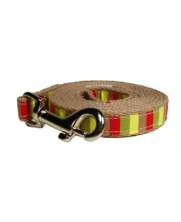 George Mod-Stripe Ribbon Leash
