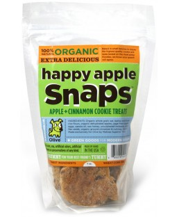 Olive Happy Apple Snaps