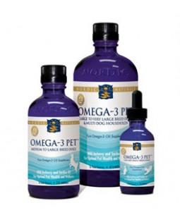 Nordic Naturals Omega-3 Pet Liquid