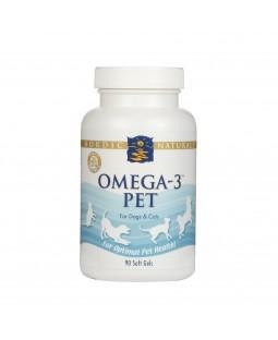 Nordic Naturals Omega-3 Pet Gel Caps