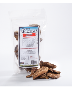 O'Paws Dehydrated Beef Lung Chips