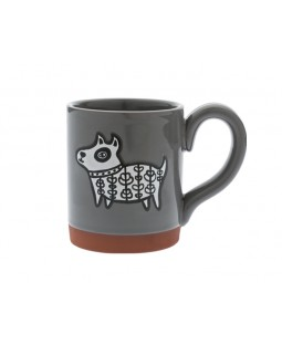Cuppa Color™ Mug Henna Dog I ORE