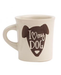 I Love My Dog! Mug I ORE