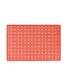 Speckle & Spot™ Rusty Red Pet Placemat - Ore Originals