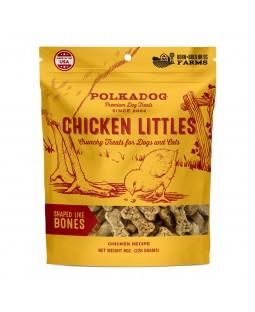 Polka Dog Bakery Chicken Littles Crunchy Dog Treats