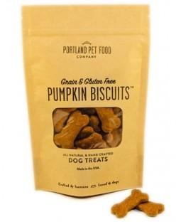 Grain & Gluten-Free Pumpkin Biscuit Dog Treats