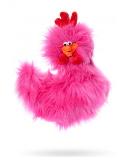 West Paw Rowdy Rooster - Hot Pink