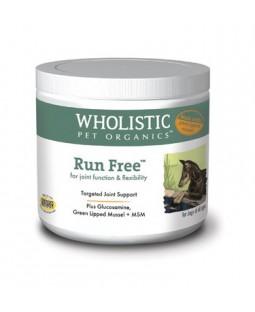 Wholistic Pet Organics Run Free