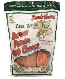 Sam's Yams Veggie Rawhide