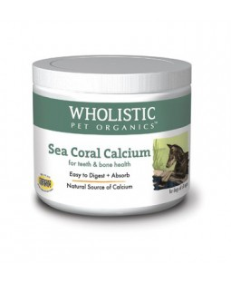 Wholistic Pet Sea Coral Calcium