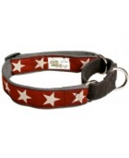 Hemp Red Stars Collection - Earth Dog