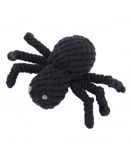 Spike the Spider Rope Toy