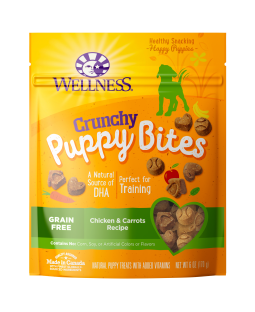 Wellness Crunchy Puppy Bites
