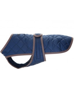 Wagwear Navy Quilted Vest