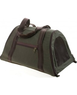 Wagwear Cotton Ripstop Carrier - Khaki