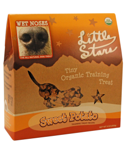 Wet Noses Sweet Potato Little Stars