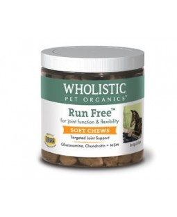 Wholistic Pet Organics Run Free Soft Chews
