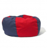 Red and Blue Beach Ball