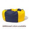 Yellow and Blue Beach Ball